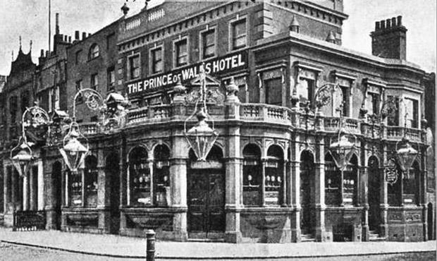 Brixton History Rances Stamboul Turkish Baths At 461 Road
