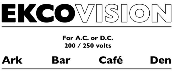Ekcovision late night cafe/cocktail bar to open up in