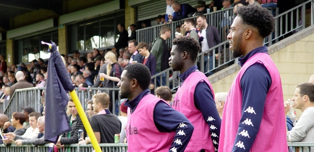 ae1c7e19c69 Dulwich Hamlet put in one of their best performances of the season beating  Leatherhead 4-0 at home on Saturday. The win puts the Hamlet up to sixth  place in ...