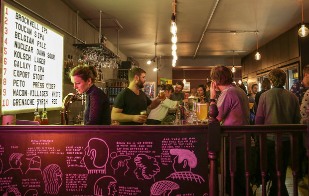 The Sympathetic Ear A New Bar And Bottle Shop For Tulse