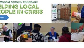 Norwood and Brixton Foodbank sees 137% increase in people needing help