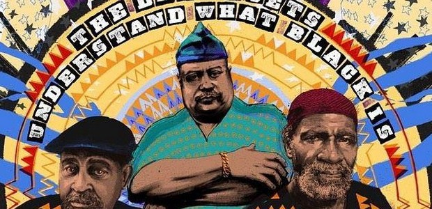 Meet New York's legendary The Last Poets at Brixton's Pure Vinyl, Tues 22nd  May