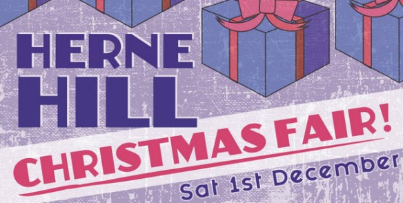 Food, drink and gifts galore at the Herne Hill Christmas