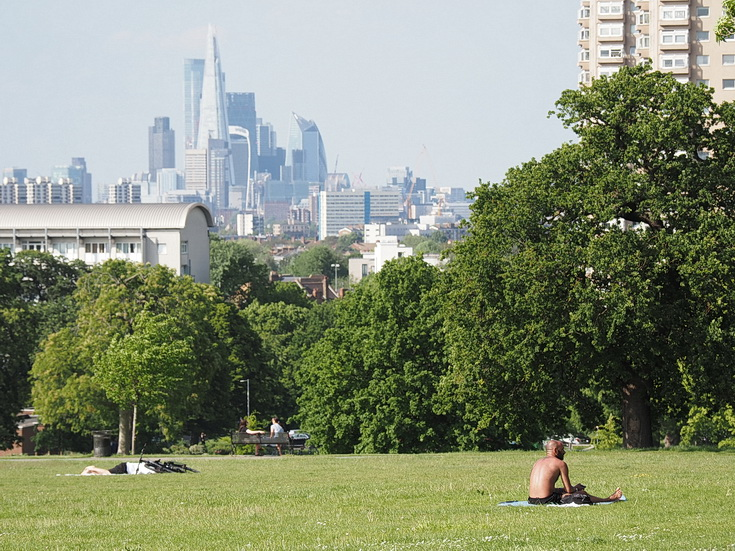 Have your say: Lambeth launches online consultation on its parks and green spaces