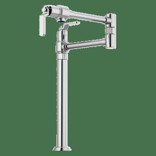 litze bar faucet with square spout