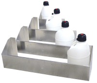 Trailer Fuel Jug Racks