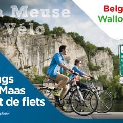 Fietsroutekaart Wallonië