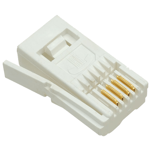 bt phone cable wiring diagram 7 blade connector solwise btplugpack specifications | standard 431a 4 way plug (10-pack)