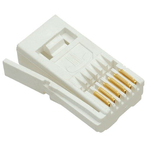bt telephone plug wiring diagram 4 pin trailer connector standard 631a 6 (10-pack)
