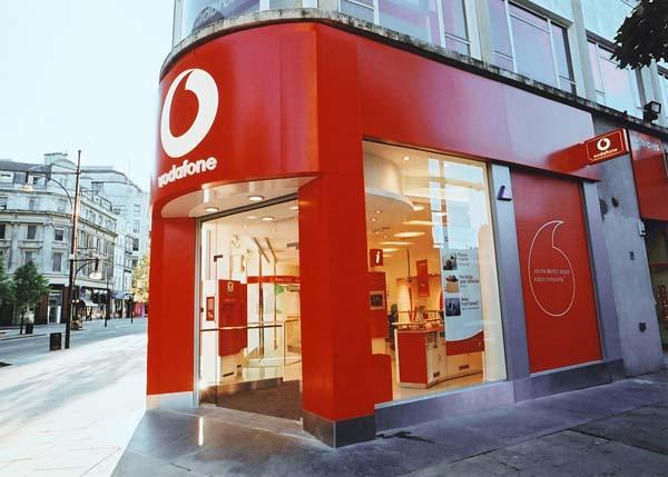 Vodafone enters UK broadband market