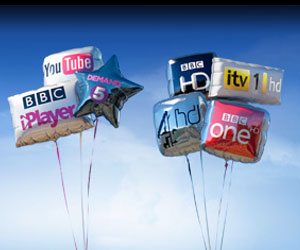 Freeview Balloons