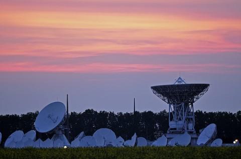Eutelsat Rambouillet Teleport