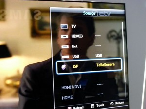 Samsung-TeliaSonera collaboration