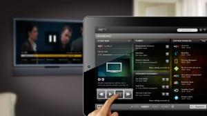 Glashart op iPad