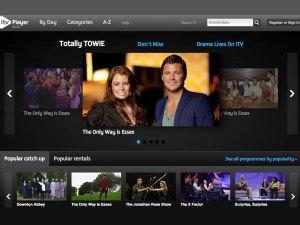 ITV Player October 2012