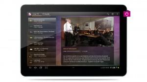 Deutsche Glasfaser tablet
