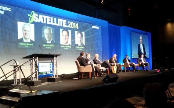 Satellite 2014 Plenary