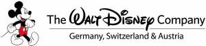 The Walt disney logo Germany Switzerland & Austria