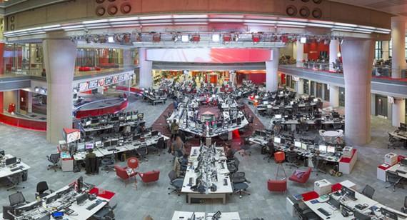 BBC Newsroom
