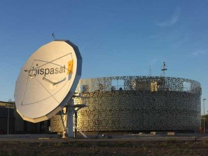 hispasat-earth-station