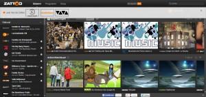 Zattoo Comedy Central Nickelodeon VIVA