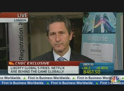 MikeFries on CNBC
