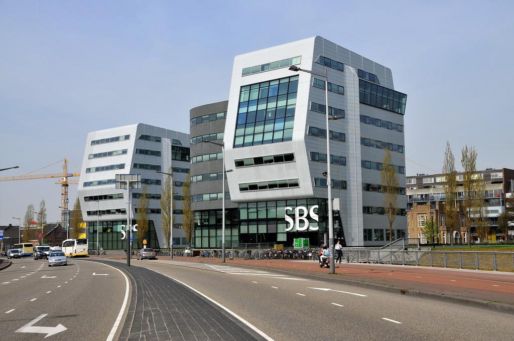 SBS HQ Amsterdam