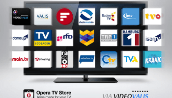 Vestel expands app offerings with Opera TV Store