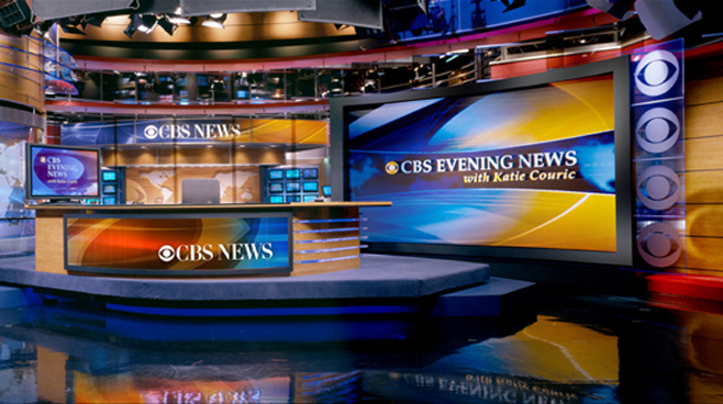 CBS launches live streaming news service