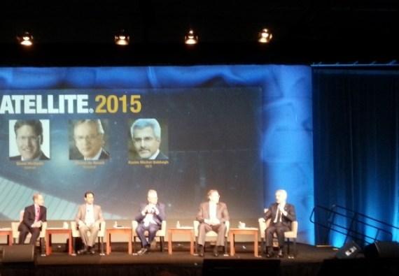 Satellite 2015: The Big Four