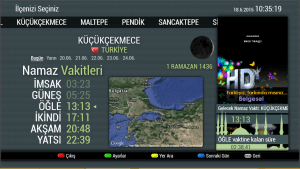TRT HbbTV app