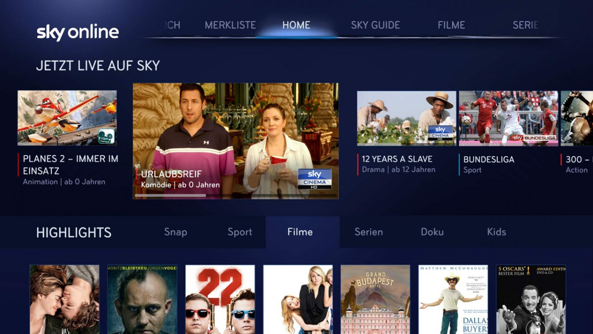 Lg Sky App