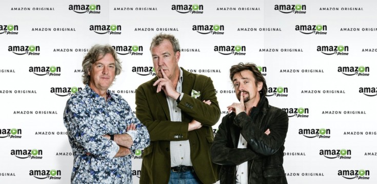 Clarkson Amazon Prime
