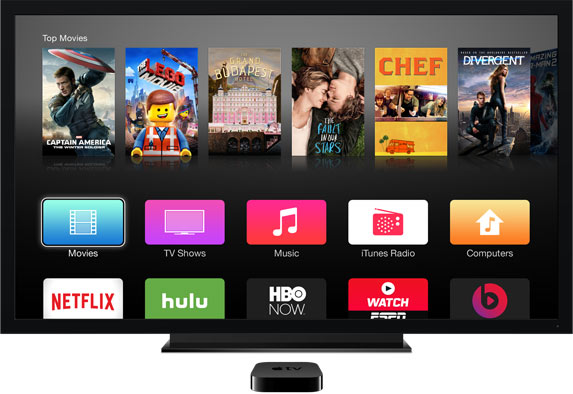 April launch for Apple streaming video