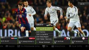 Laola1 TV bei A1 (Telekom Austria)