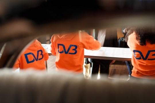 DVB World Orange