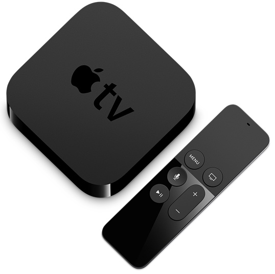 Canal Plus to rent Apple TV 4Ks in France
