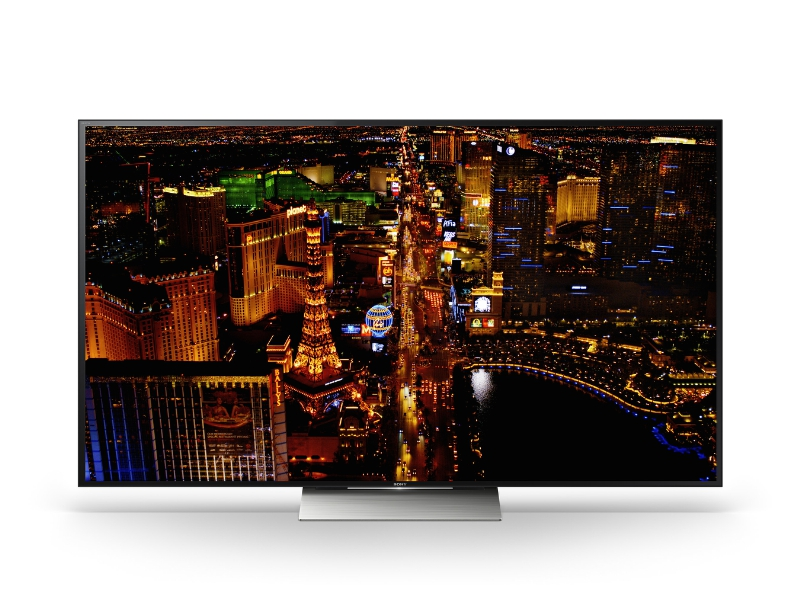 X930D 4K HDR with Android TV (PRNewsFoto/Sony Electronics)