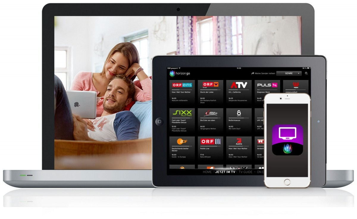 Ziggo adds Chromecast and Airplay to Horizon Go