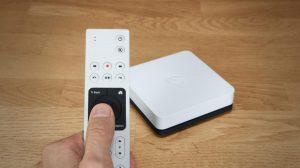 Swisscom UHD Box Fernbedienung