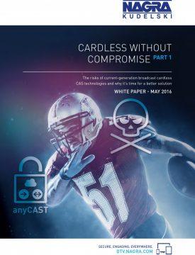 Nagra Cardless Cover