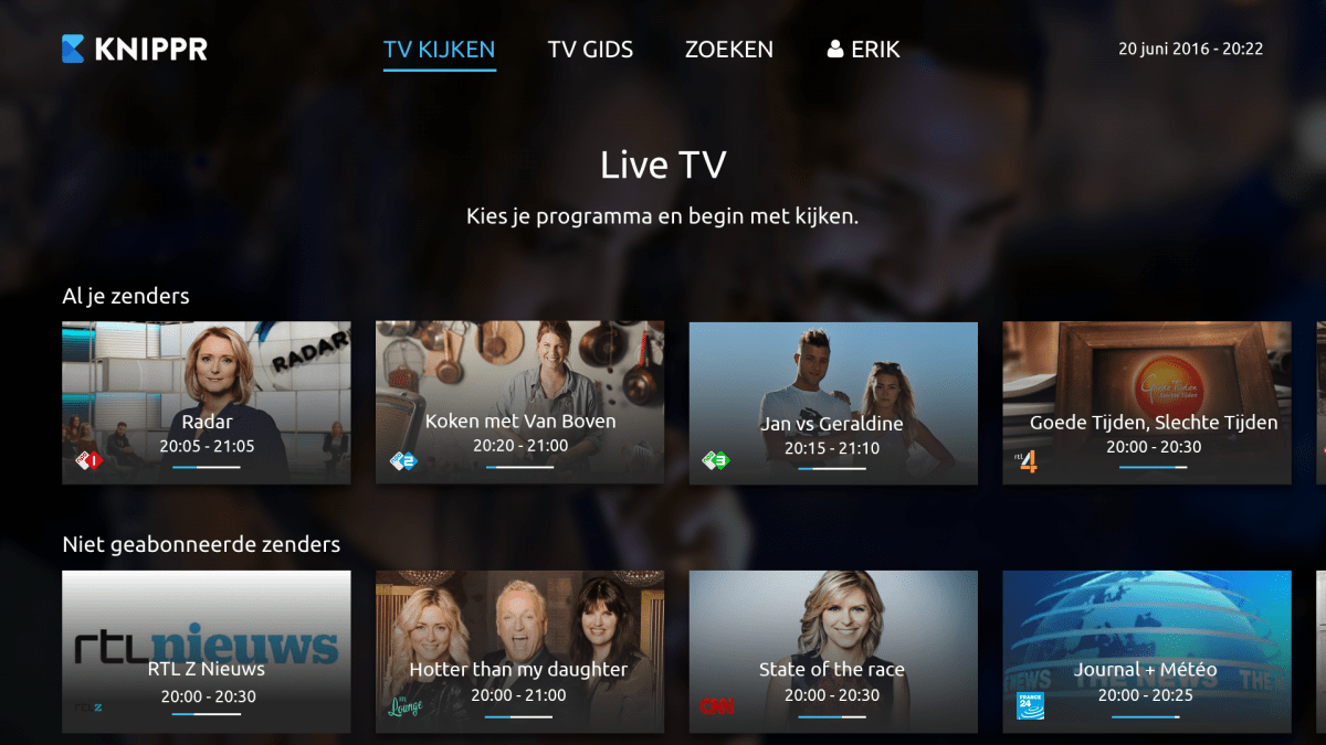T-Mobile Thuis comes to Apple TV