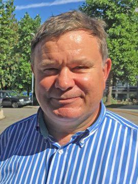Peter MacAvock, Chairman, DVB
