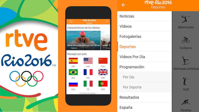 Teething troubles for RTVE Olympic Red Button