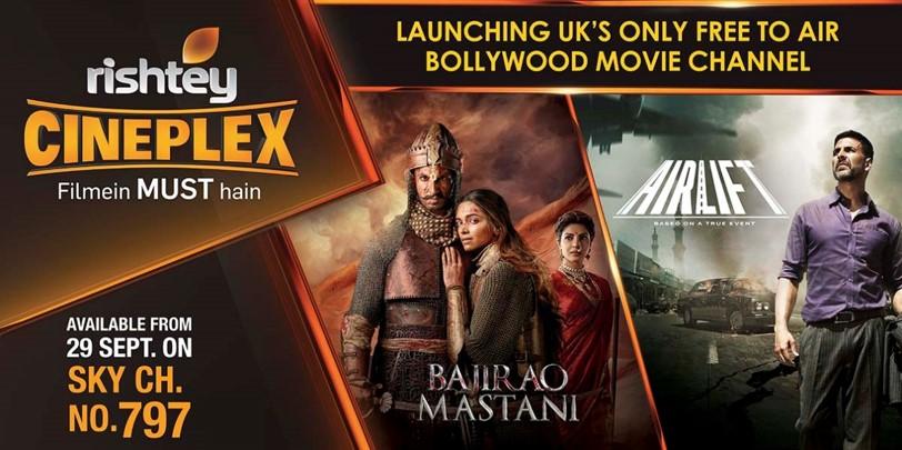 hindi movie channel rishtey cineplex goes international