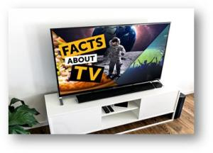 Facts about TV