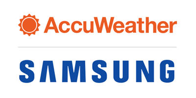 AccuWeather comes to Samsung connected TV platforms worldwide