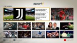 Sport1 launches new HbbTV service