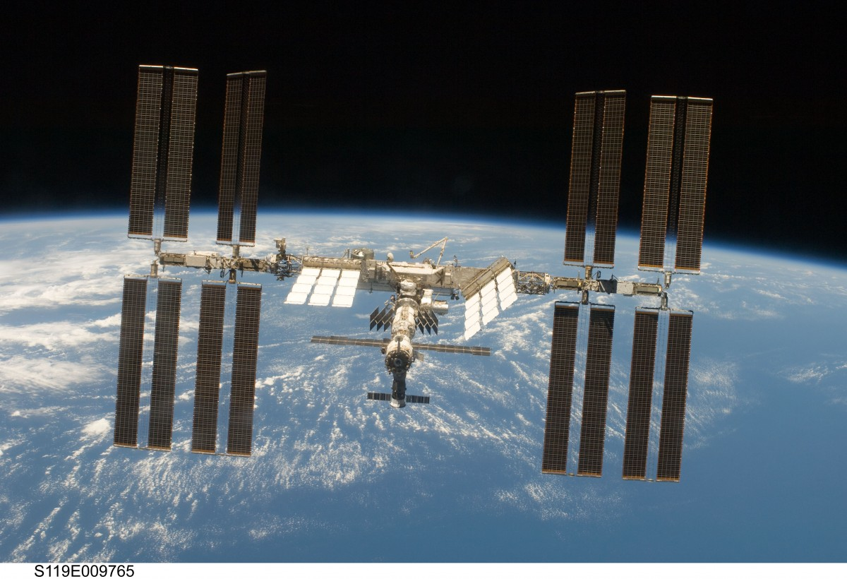 NASA And Amazon To Stream First Live K Video From Space - Live satellite video