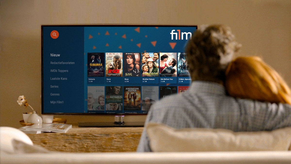Film1 launches on-demand channel on Ziggo